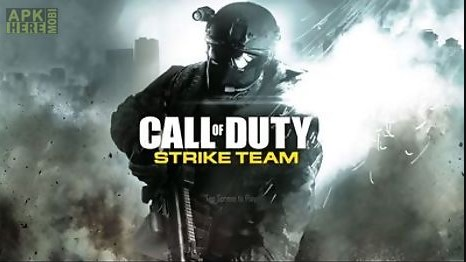 Call of Duty Strike Team APK SD Data free on Android