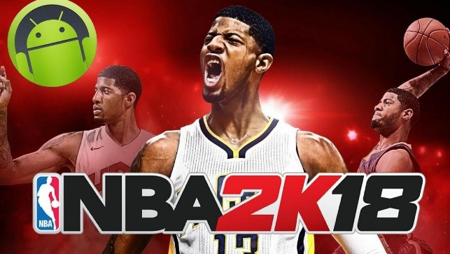 Download NBA 2K18 Apk + Data Free on Android