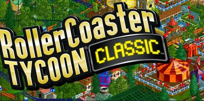 roller coaster tycoon classic apk