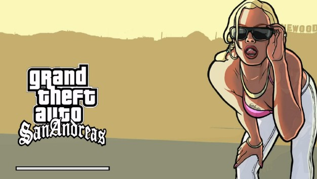 GTA San Andreas APK + Data links (100% Working)
