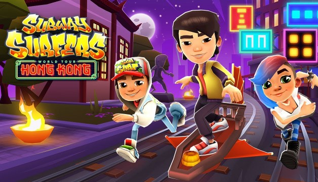 Subway Surfers Apk + Mod unlimited coins and keys v1.93